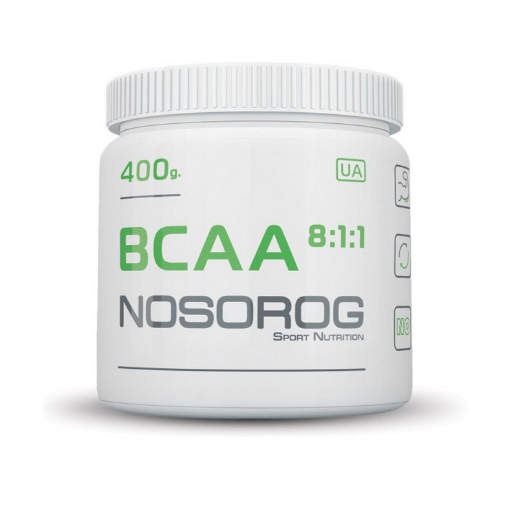BCAA 8:1:1 Unflavored (400 g)