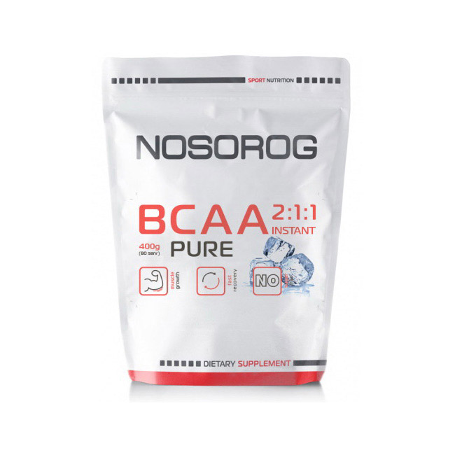 BCAA 2:1:1 Unflavored (400 g)
