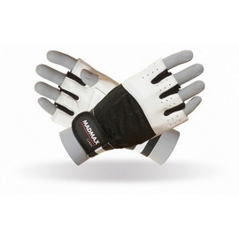 Clasic Gloves MFG-248 White/Black (S, M, L, XL, XXL)