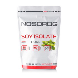 Soy Isolate Unflavored (1 kg)