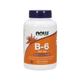 B-6 100 mg (250 caps)