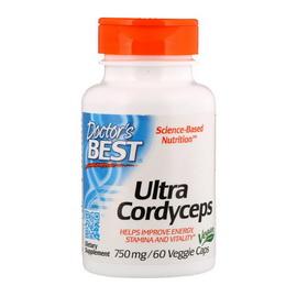Ultra Cordyceps 750 mg (60 veg caps)