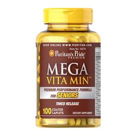 Mega Vita Min for Senior (100 caplets)