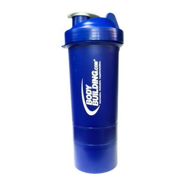 Shaker Bodybuilding.com 3 in 1 Blue (600 ml)