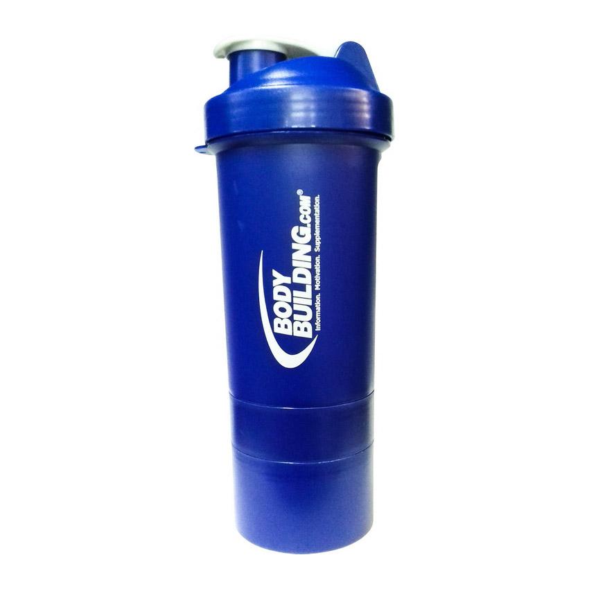 Shaker Bodybuilding.com 3 in 1 Blue (600 ml)