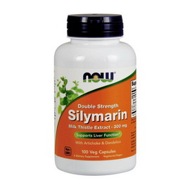 Silymarin 300 mg Double Strength (100 veg caps)