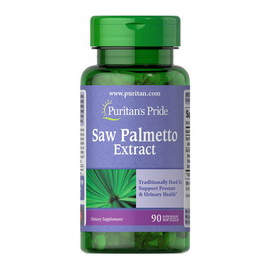 Saw Palmetto Extract (90 softgels)