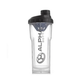 Shaker Black/Clear (700 ml)