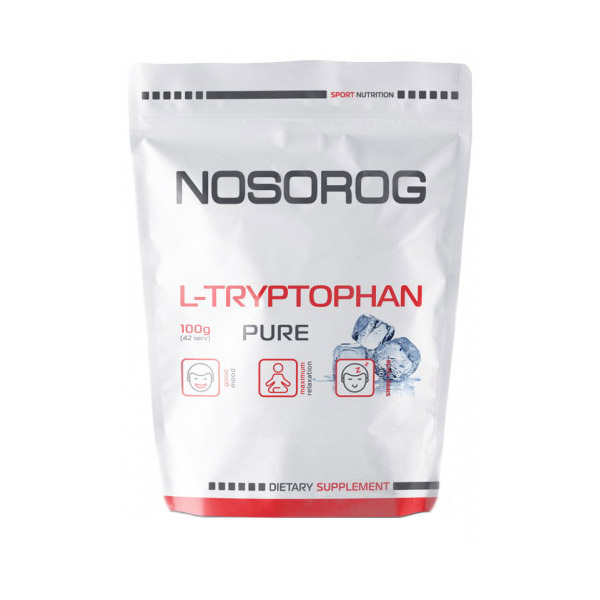 L-Tryptophan Unflavored (100 g)