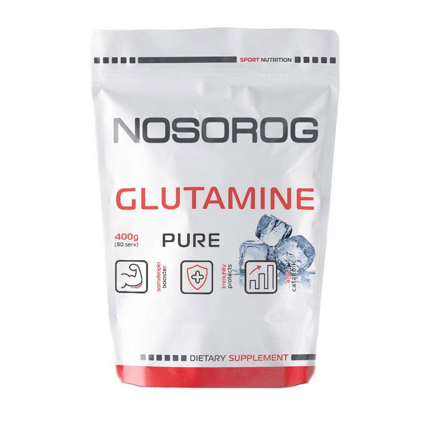 Glutamine Unflavored (400 g)