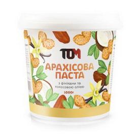 Арахисовое масло с финиками и кокосовым маслом (1 kg)