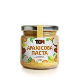 Арахисовое масло с финиками и кокосовым маслом (180 g)