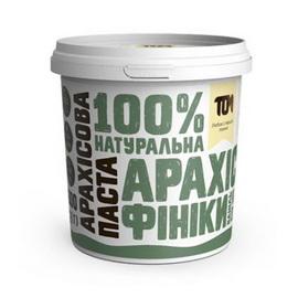 Арахисовое масло с финиками и кокосовым маслом (500 g)