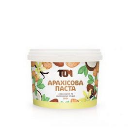 Арахисовое масло с финиками и кокосовым маслом (300 g)