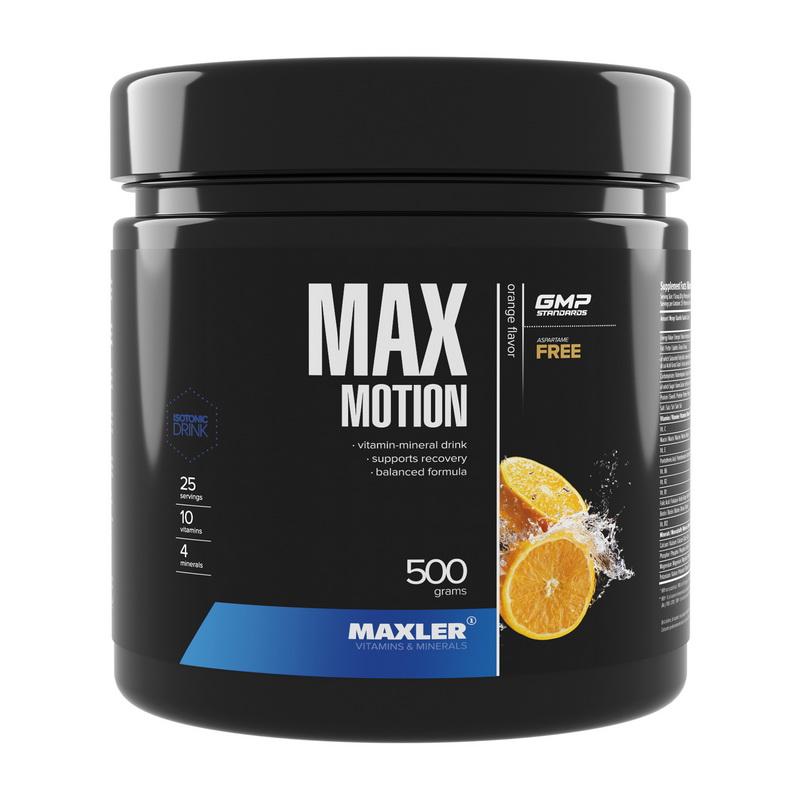 Max Motion (500 g, банка)