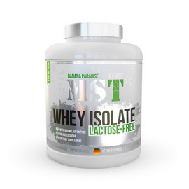 Whey Isolate Lactose-Free (2,3 kg)
