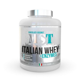 Italian Whey + Enzymes (2,3 kg)