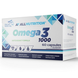 Omega 3 1000 mg (60 caps)