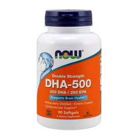 DHA 500/250 EPA (90 softgels)