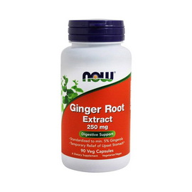 Ginger Root Extract (90 veg caps)