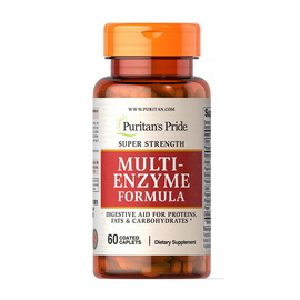 Multi Enzyme Formula (60 caplets)