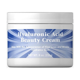 Hyaluronic Acid Beauty Cream (226 g)