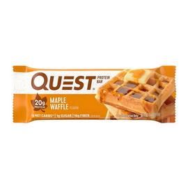 QuestBar Maple Waffle (1 x 60 g)