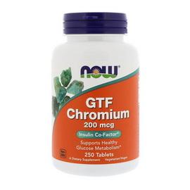 GTF Chromium 200 mcg (250 tabs)