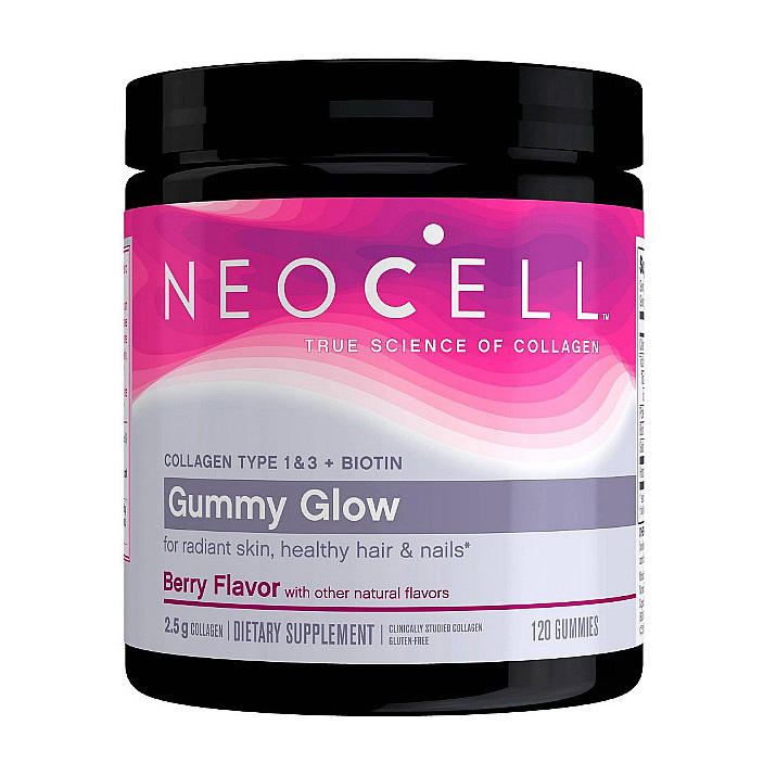 Collagen Gummy Glow (120 gummies)