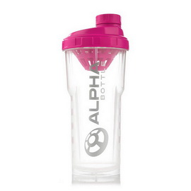 Shaker Pink/Clear (700 ml)