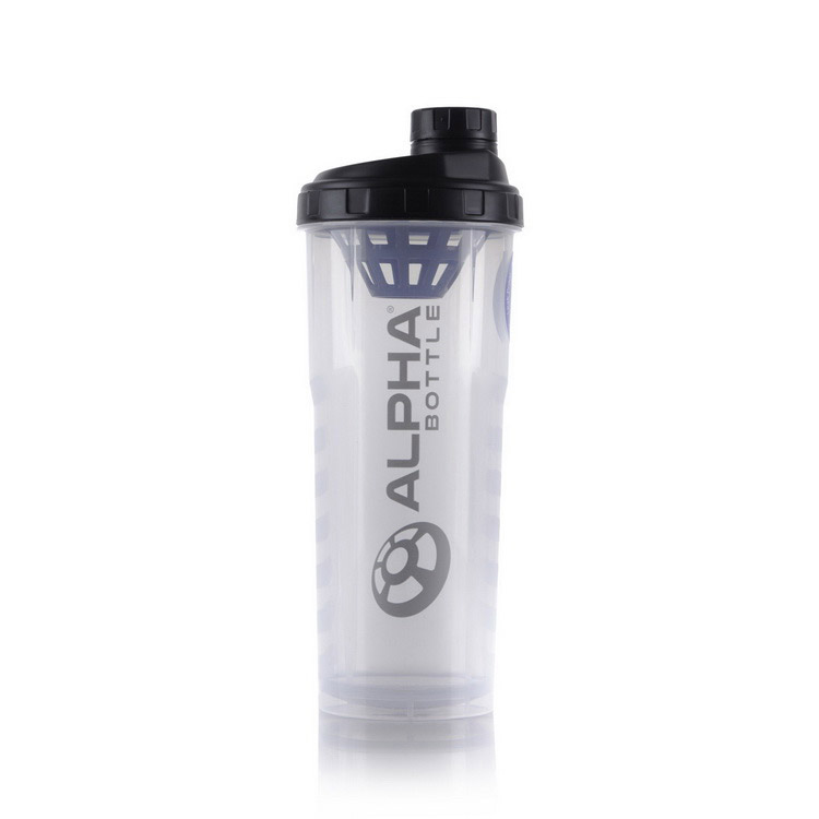 Shaker Black/Clear  (900 ml)