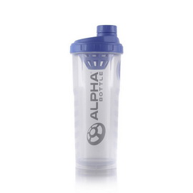Shaker Blue/Clear  (900 ml)