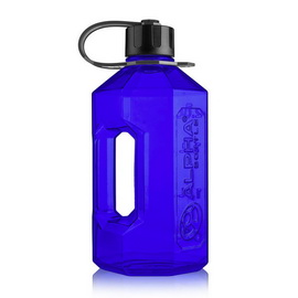 Water Jug Blue/Black (2 l)