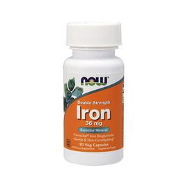 Iron 36 mg Double Strength (90 veg caps)