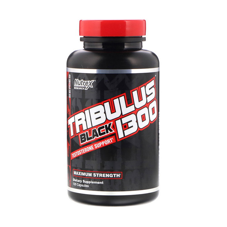 Tribulus Black 1300 (120 caps)