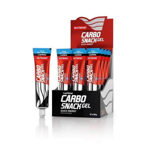 CarboSnack with Сaffeine (1 x 55 g)