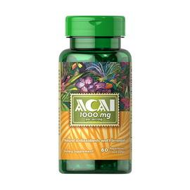 Acai 1000 mg (60 softgels)