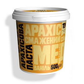 Арахисовое масло с медом и кардамоном (500 g)