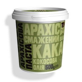 Арахисовое масло с какао и кокосовым маслом (500 g)