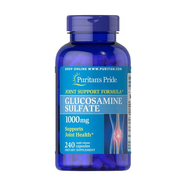 Glucosamine Sulfate 1000 mg (240 caps)