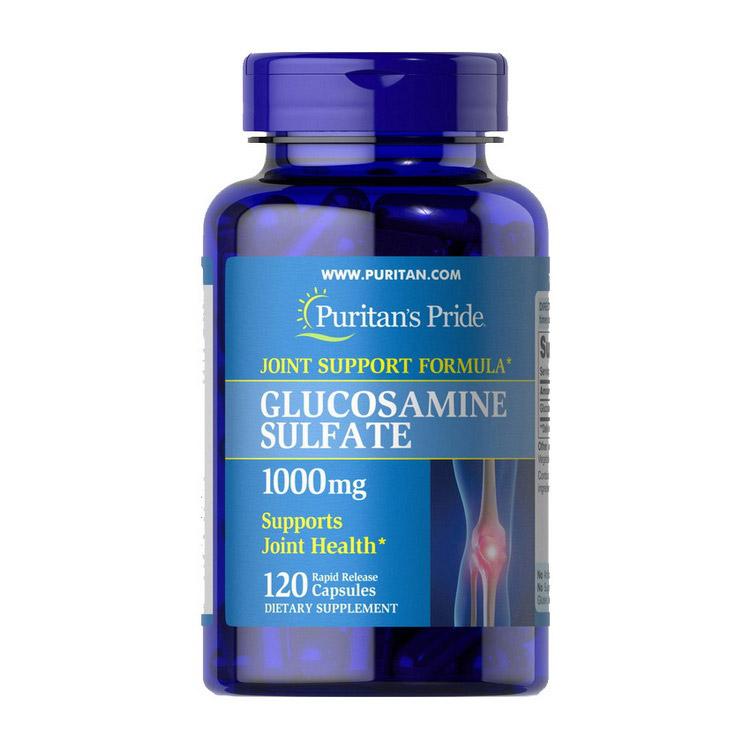 Glucosamine Sulfate 1000 mg (120 caps)