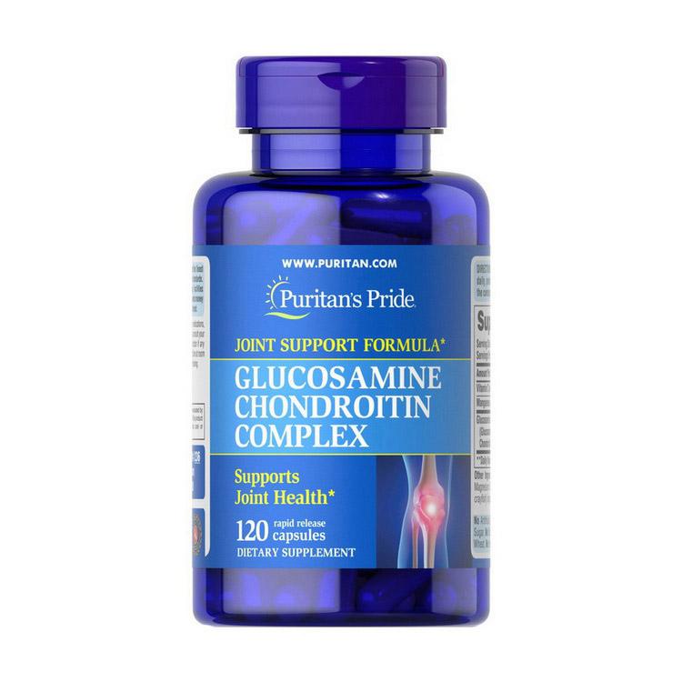 Glucosamine Chondroitin Complex (120 caps)