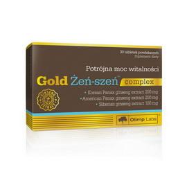 Gold Zen-Szen Complex (30 tabs)