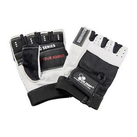 Hardcore Competition Training Gloves White (S, M, L, XL, XXL)