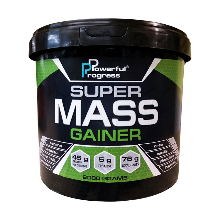 Super Mass Gainer (2 kg)