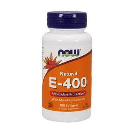 Natural E-400 (100 softgels)
