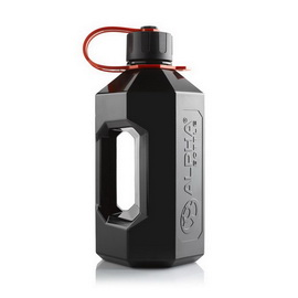 Water Jug Black/Red (2 l)