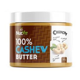 100% Cashew Butter Crunchy (500 g)