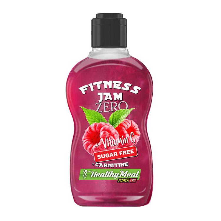 Fitness Jam Zero Малина (200 g)