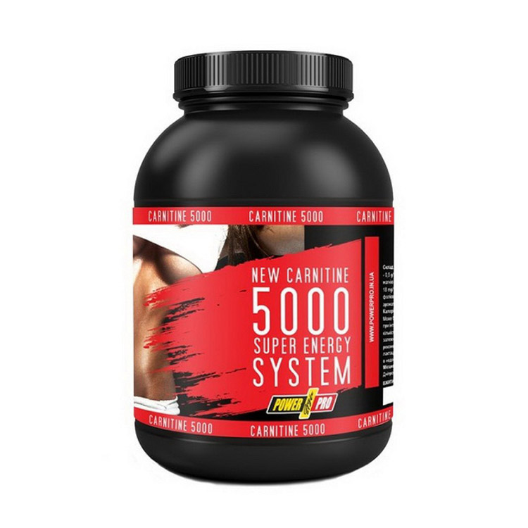 Carnitine 5000 Super Energy (500 g)